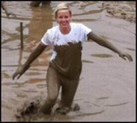 Sophie Hayes - Runner. Occasional fun-runner