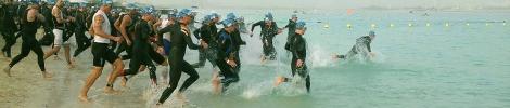 Triathlon HEADER