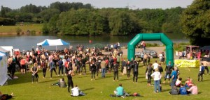ChorltonX Triathlon 13 June 2009
