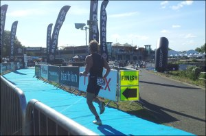 steelman triathlon finish, steelman triathlon advice