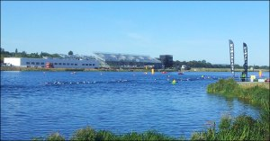 steelman swim, steelman 2014 swim start, steelman triathlon advice tips, triathlon reivew