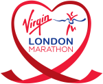 london marathon logo 2015