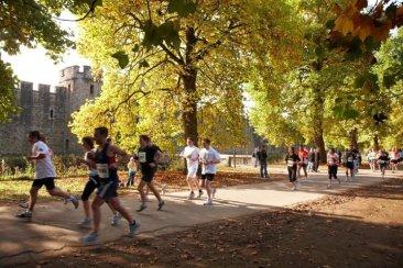 cardiff half marathon park course review