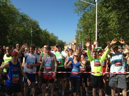 silverstone half marathon race review