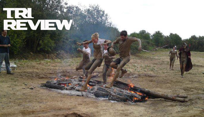 spartan sprint mud racing