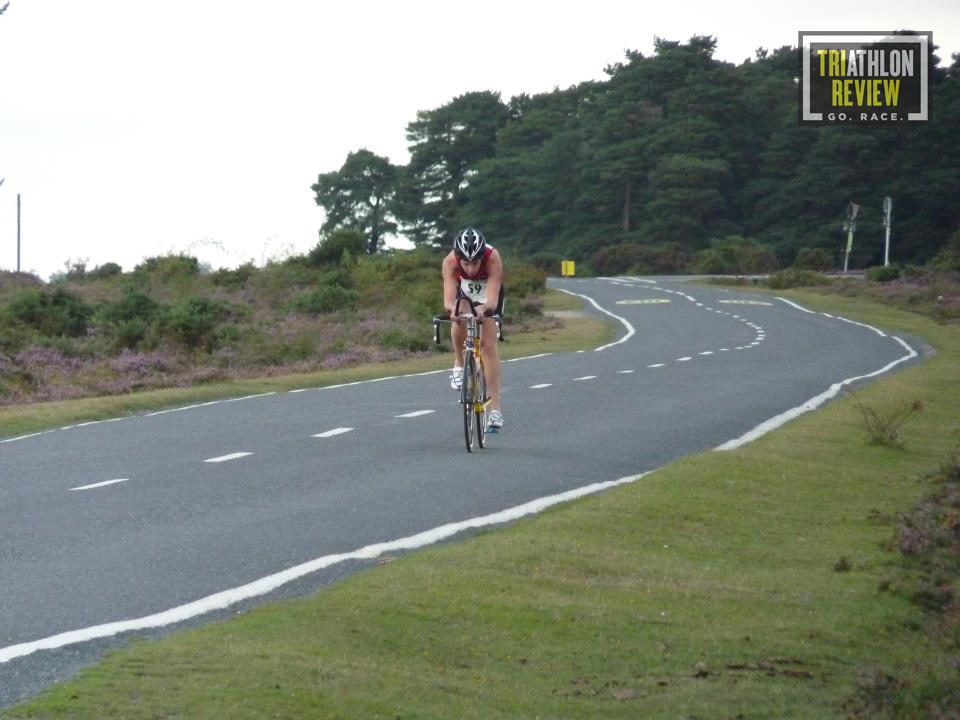 alexis green triathlon southampton