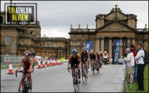blenhiem palace triathlon review tips advice guide