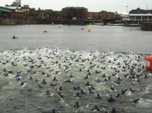 Liverpool Triathlon (5150)