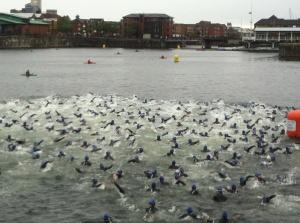 Liverpool Triathlon (5150)