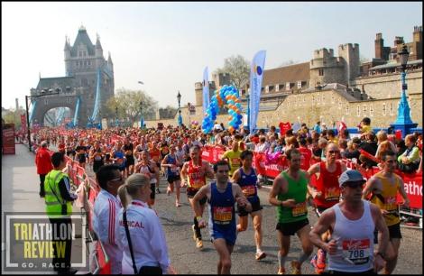 london marathon review advice runners triathlon review