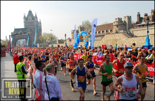 london marathon review advice runners triathlon review