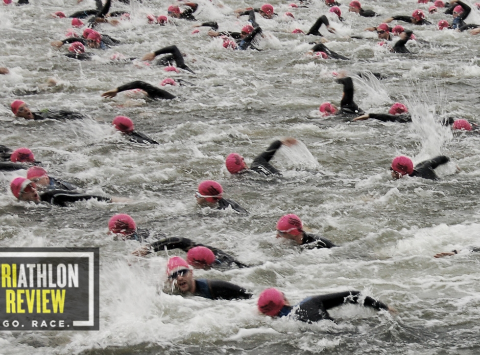 london triathlon tips swim guide review