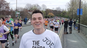 joe tidy marathon