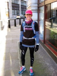ZoeMcBeth - 'ultra crazy' endurance athlete