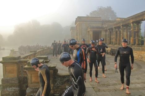hever castle the gauntlet triathlon pictures triathon advice tips