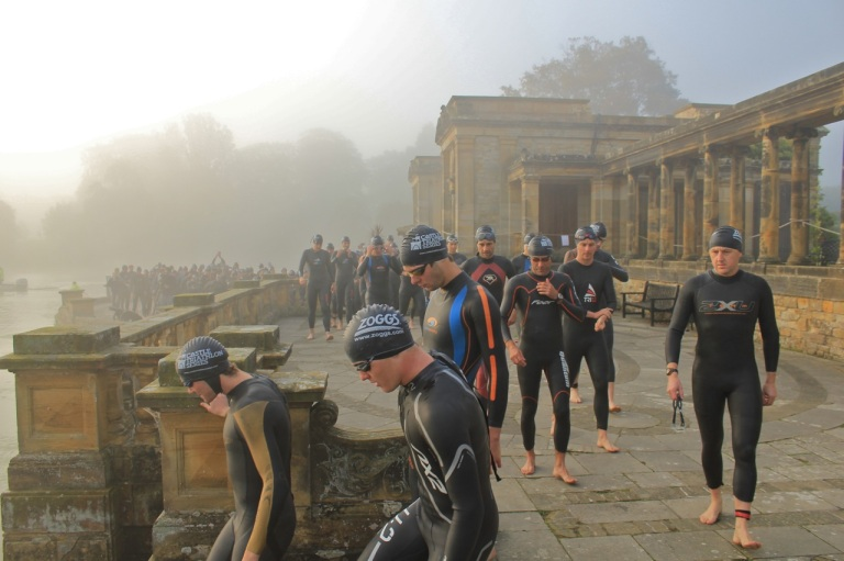 hever castle the gauntlet triathlon pictures triathon advice tips