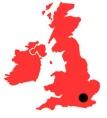 hever castle triathlon map