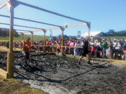 Tough Mudder Electric