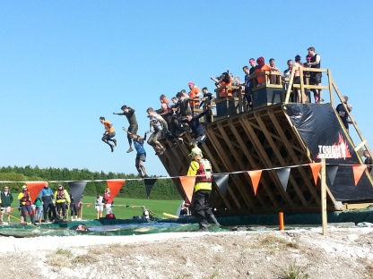 tough mudder advice, tough mudder course, tough mudder review, how difficult is tough mudder?