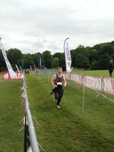 David Lowes Castle Howard triathlon