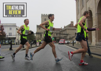 abingdon marathon tips advice course review