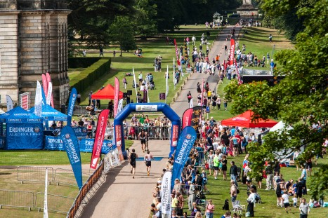 castle howard triathlon, castle howard triathlon review