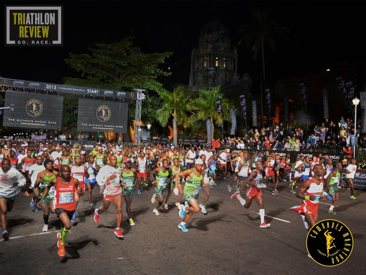 Comrades Marathon Trireview