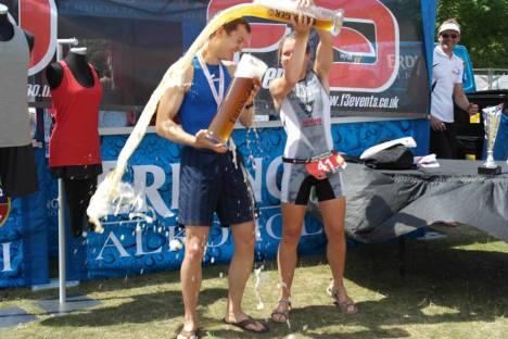 Marlow Half Ironman Triathlon finish, marlow half ironman finish time results, triathlon review marlow