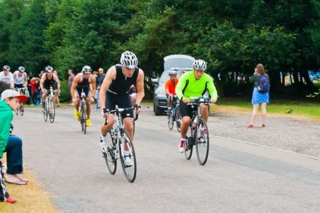 birmingham triathlon bike course, birmingham triathlon review, sutton park triathlon course