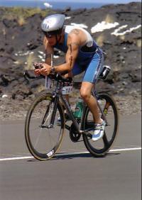 Mark White triathlon coach ironman