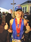 Sophie roberts, challenge sophie, triahtlon review, ironman wales advice