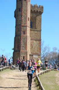 leith hill half marathon hard