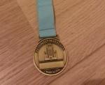 bath half medal