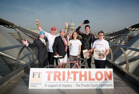 financial times triathlon launch 2014