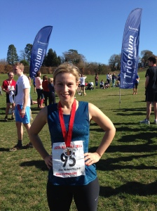 Zuzanna Feline Leith Hill Half 2014