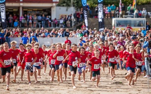 ironkids kids triathlon, kids triathlon rise