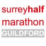 Surrey half marathon logo