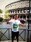 Adam-Lucas Pettit marathon rome