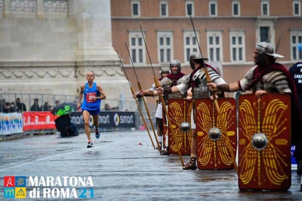 rome marathon