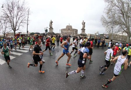 rome marathon review, rome marathon difficult, how difficult is rome marathon, rome marathon cobblestones