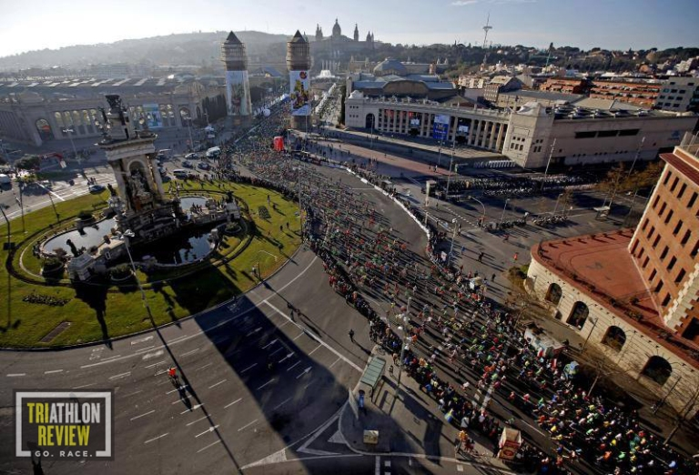 Barcelona Marathon course, BARCELONA MARATHON REVIEW, BARCELONA MARATHON ADVISE
