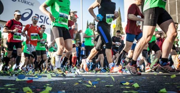 Barcelona marathon runners, barcelona marathon review, barcelona marathon hilly