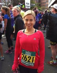 Zuzanna Feline Kingston Breakfast Run