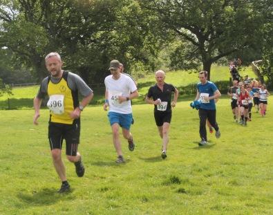 weald challenge trail run