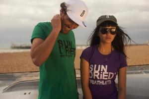 Sundried Triathletes ambassadors 2014, sundried clothes