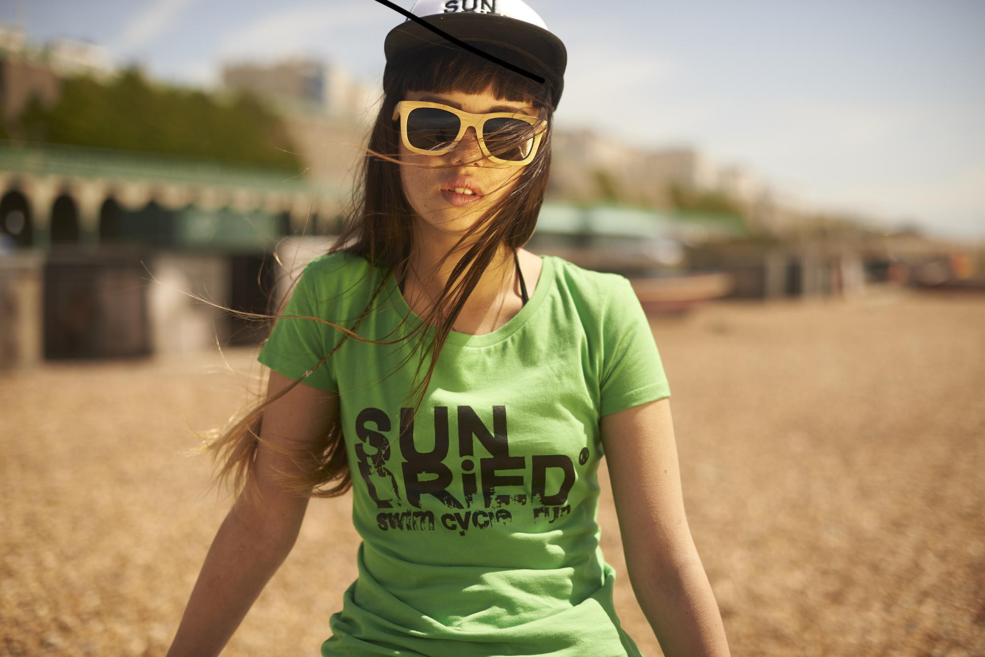 Swim Cycle Run t shirt sundried triathlon clothes