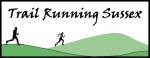 Trail Running Sussex Logo Border