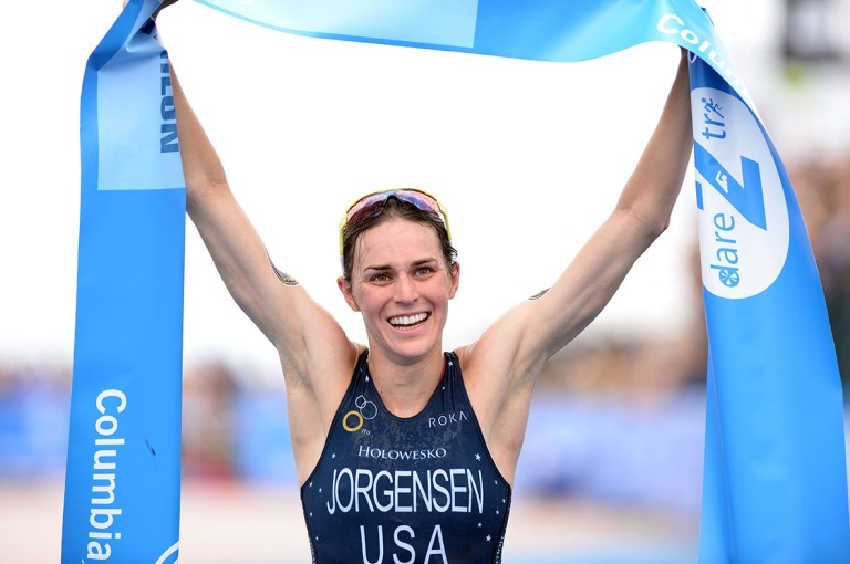 Gwen Jorgensen Chicago 2014