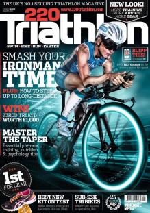 lucy gossage tri 220 cover