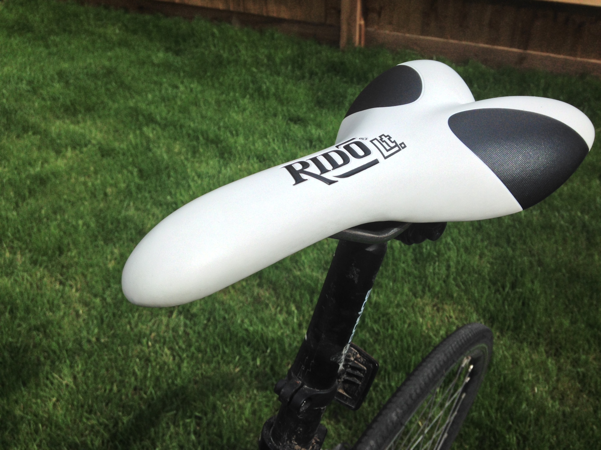 rido saddle RLt review